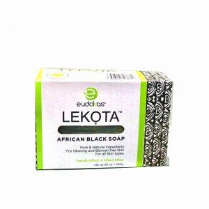 Eudokas Lekota African Black Soap Bar