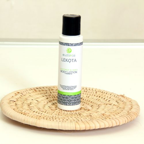 Eudokas Lekota Coconut & Shea Body Lotion with Baobab Oil
