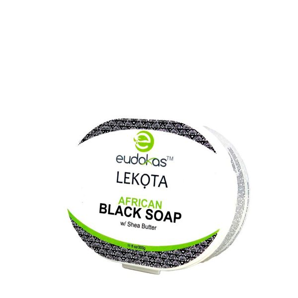 Eudokas Black soap Paste