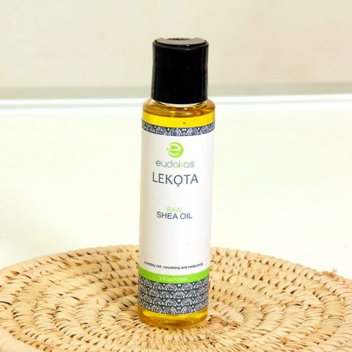 Eudokas Lekota Raw Shea Oil