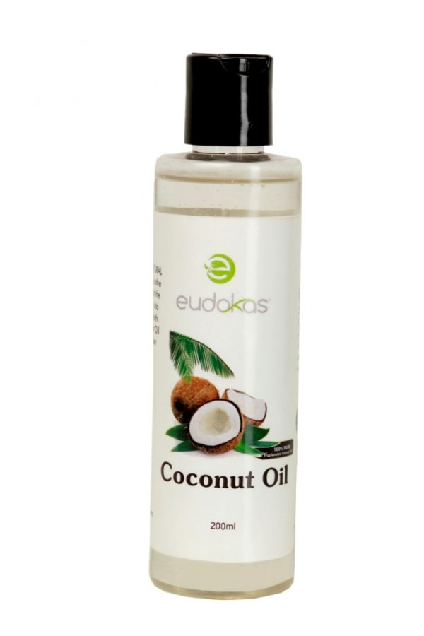 coconut oil 600x900 - Coconut Oil (Bottle)