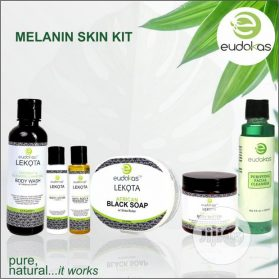 Eudokas Melanin Skin Kit