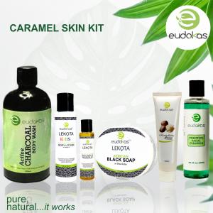 Eudokas Caramel Skin Kit