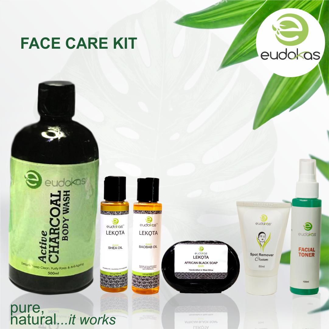 Eudokas Face Care Kit