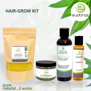 Eudokas Hair Growth Kit