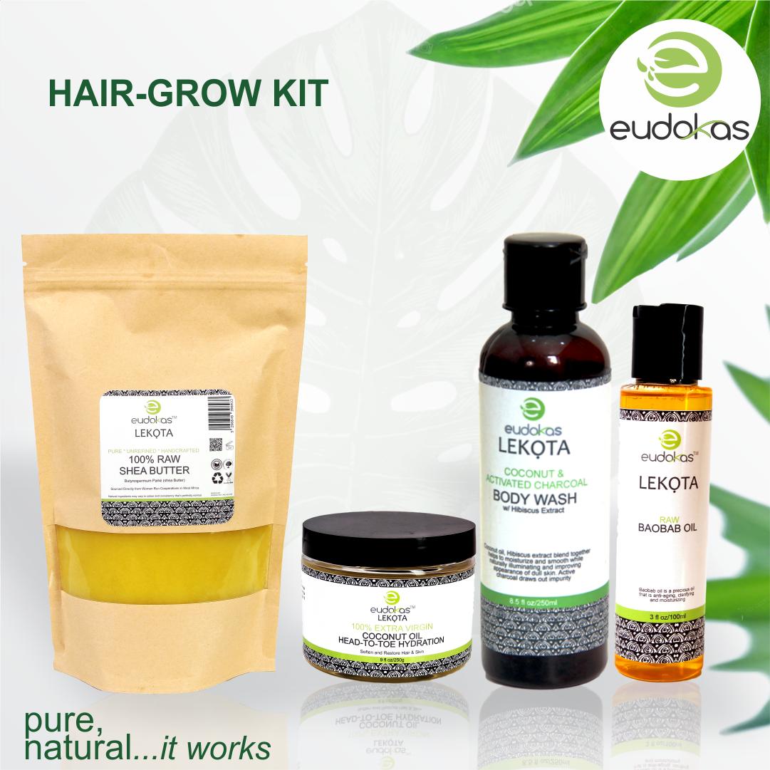 Eudokas Hair Growth Kit